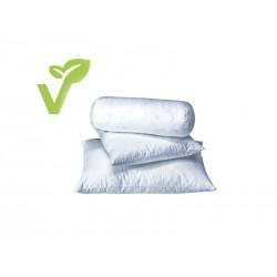 Vegane Sleepline Hirse- oder Dinkelkissen | Nackenrollen