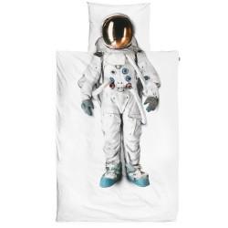 Astronaut Kinder-Bettwäsche