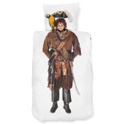 Pirat Kinder-Bettwäsche
