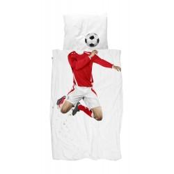 Fussball Kinder-Bettwäsche
