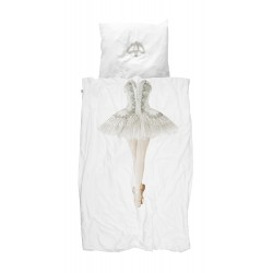 Ballerina Kinder-Bettwäsche