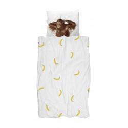 Banane Kinder-Bettwäsche