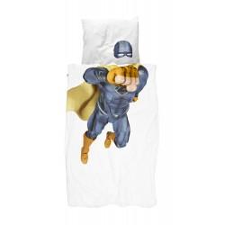 Superhero Kinder-Bettwäsche