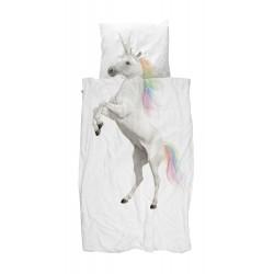 Einhorn Kinder-Bettwäsche